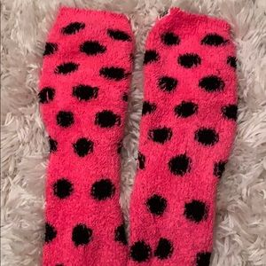 PINK Victoria's Secret Other - Pink socks one size